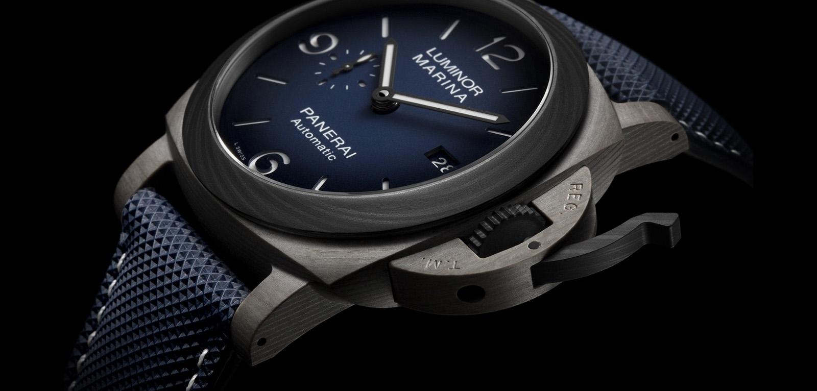 Panerai en Watches & Wonders Geneva 2020: Luminor y materiales high tech