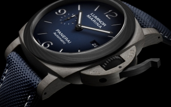 Panerai en Watches & Wonders Geneva 2020: Luminor y materiales high tech