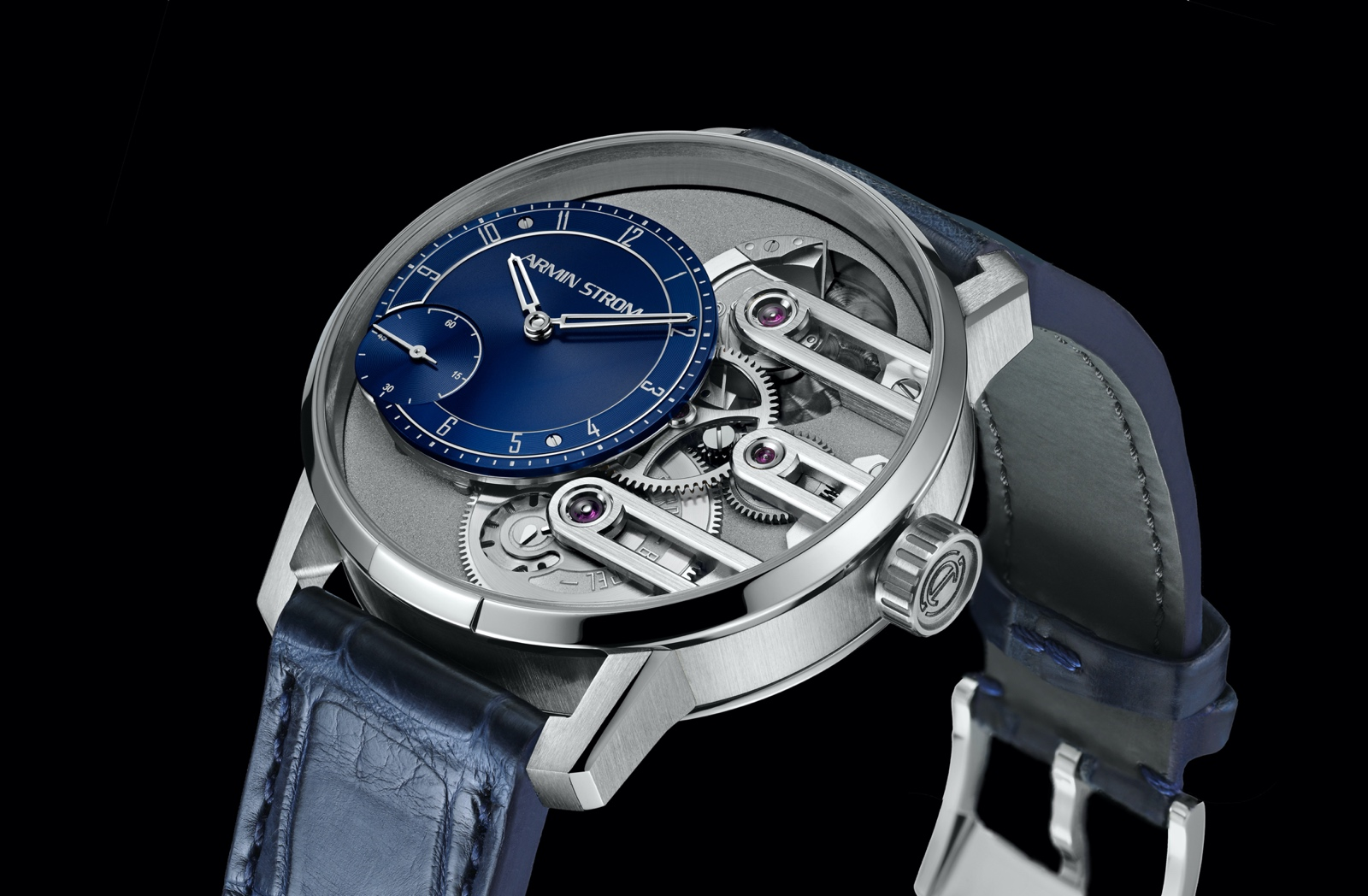 Armin Strom Gravity Equal Force - side