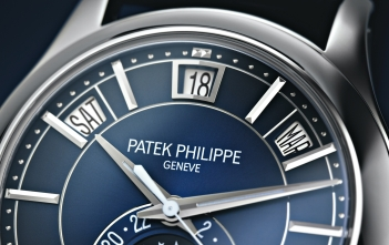 Calendario Anual de Patek Philippe - cover
