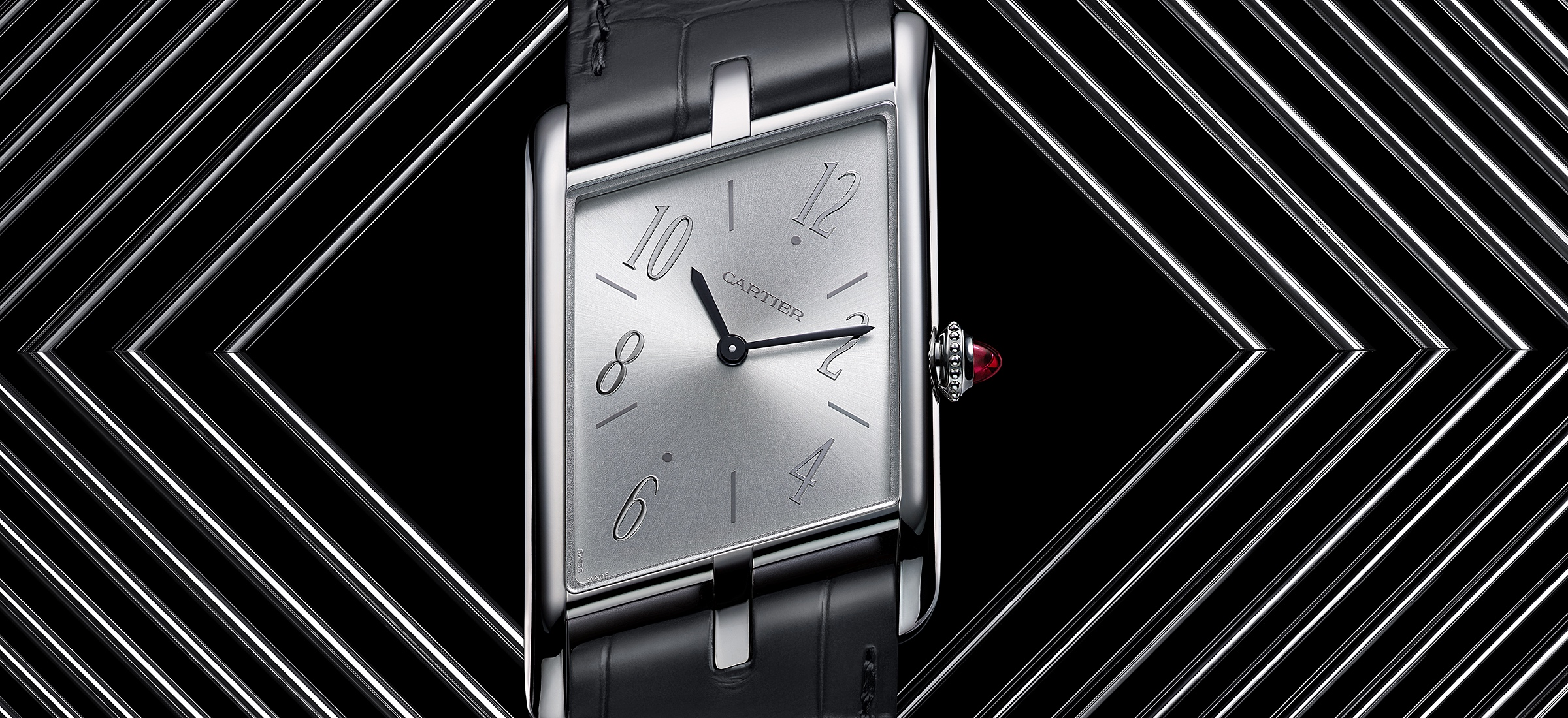 Cartier Tank Asymétrique 2020 - cover 2