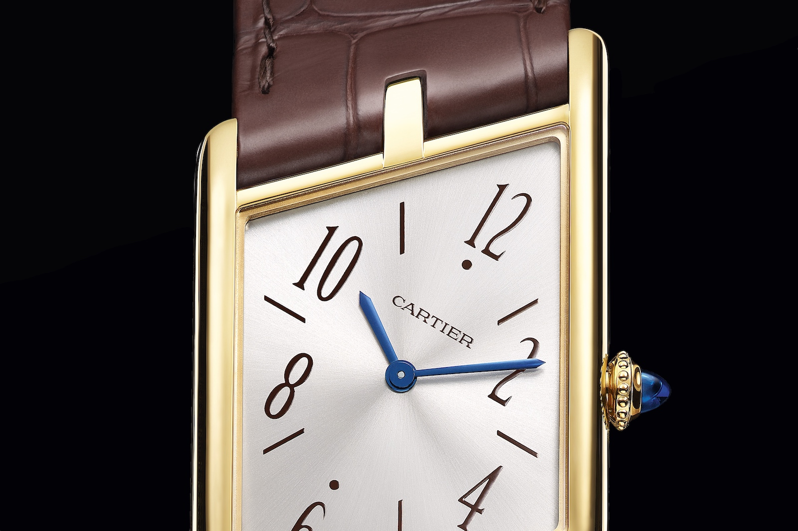 Cartier Tank Asymétrique 2020 - yellow gold asas