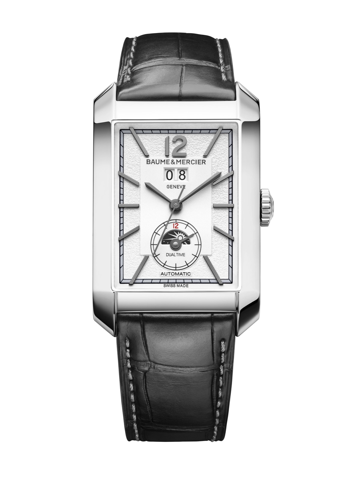 Hampton Automatic Big Date : Dual Time 10523