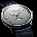 Vacheron Constantin Patrimony Phase de Lune Date Rétrograde Collection Excellence Platine