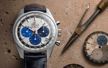 Zenith Chronomaster Revival Manufacture Edition