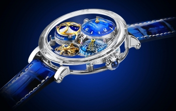 Bovet 1822 presenta el Récital 26 Brainstorm Chapter Two.