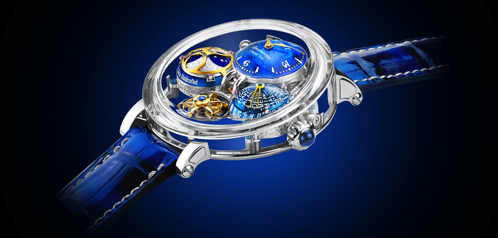 Bovet 1822 Récital 26 Brainstorm Chapter Two Cover