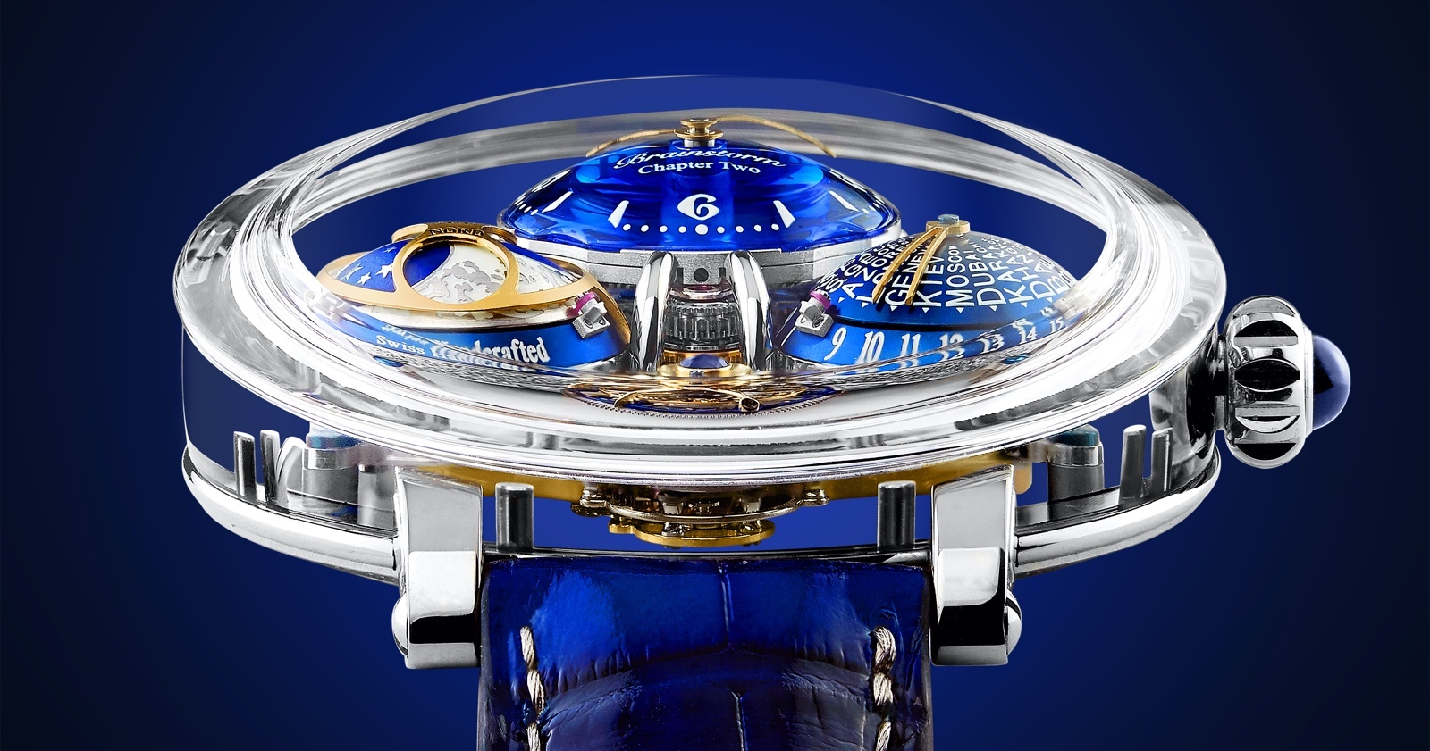 Bovet 1822 Récital 26 Brainstorm Chapter Two Front