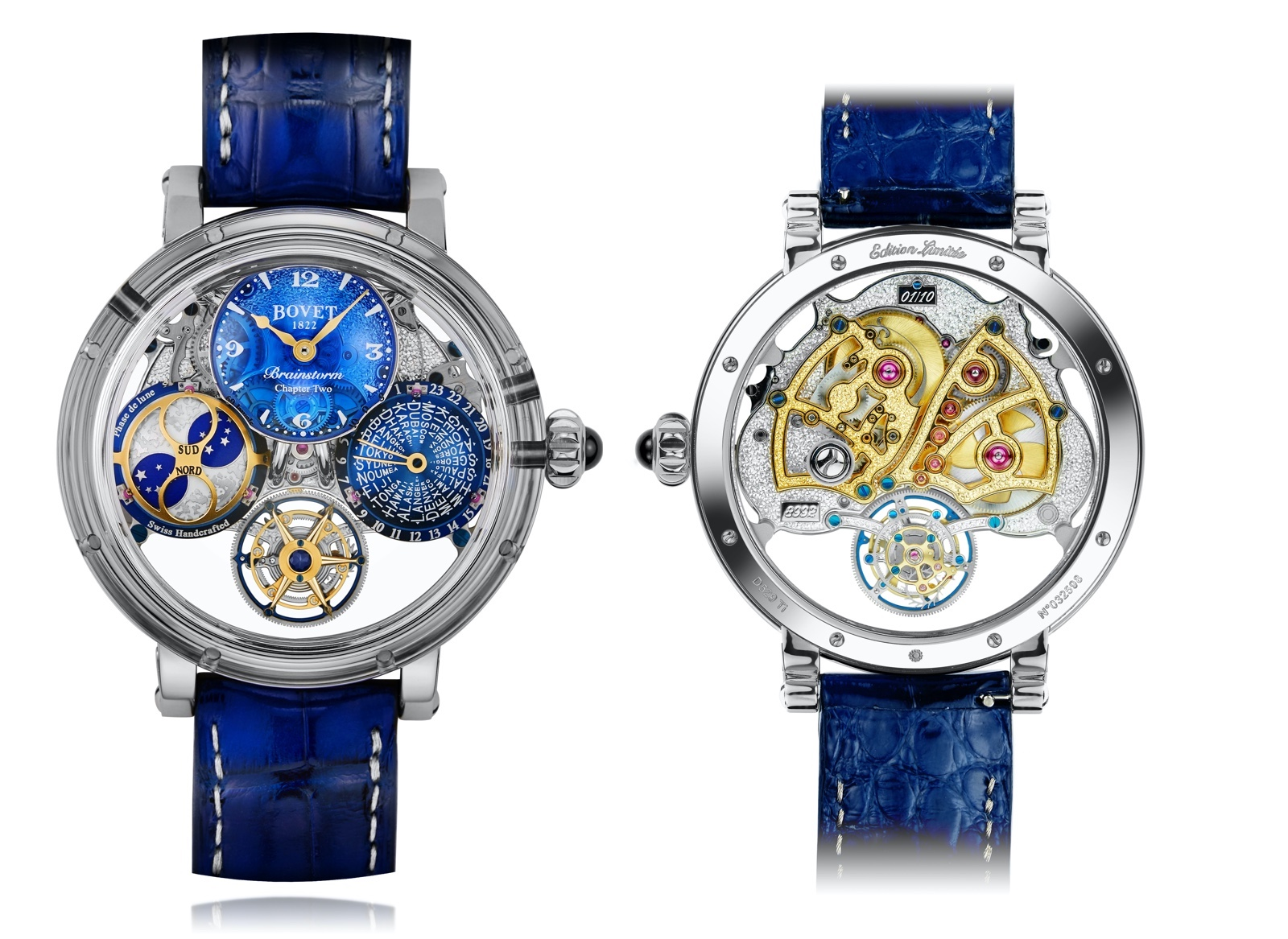 Bovet 1822 Récital 26 Brainstorm Chapter Two Views