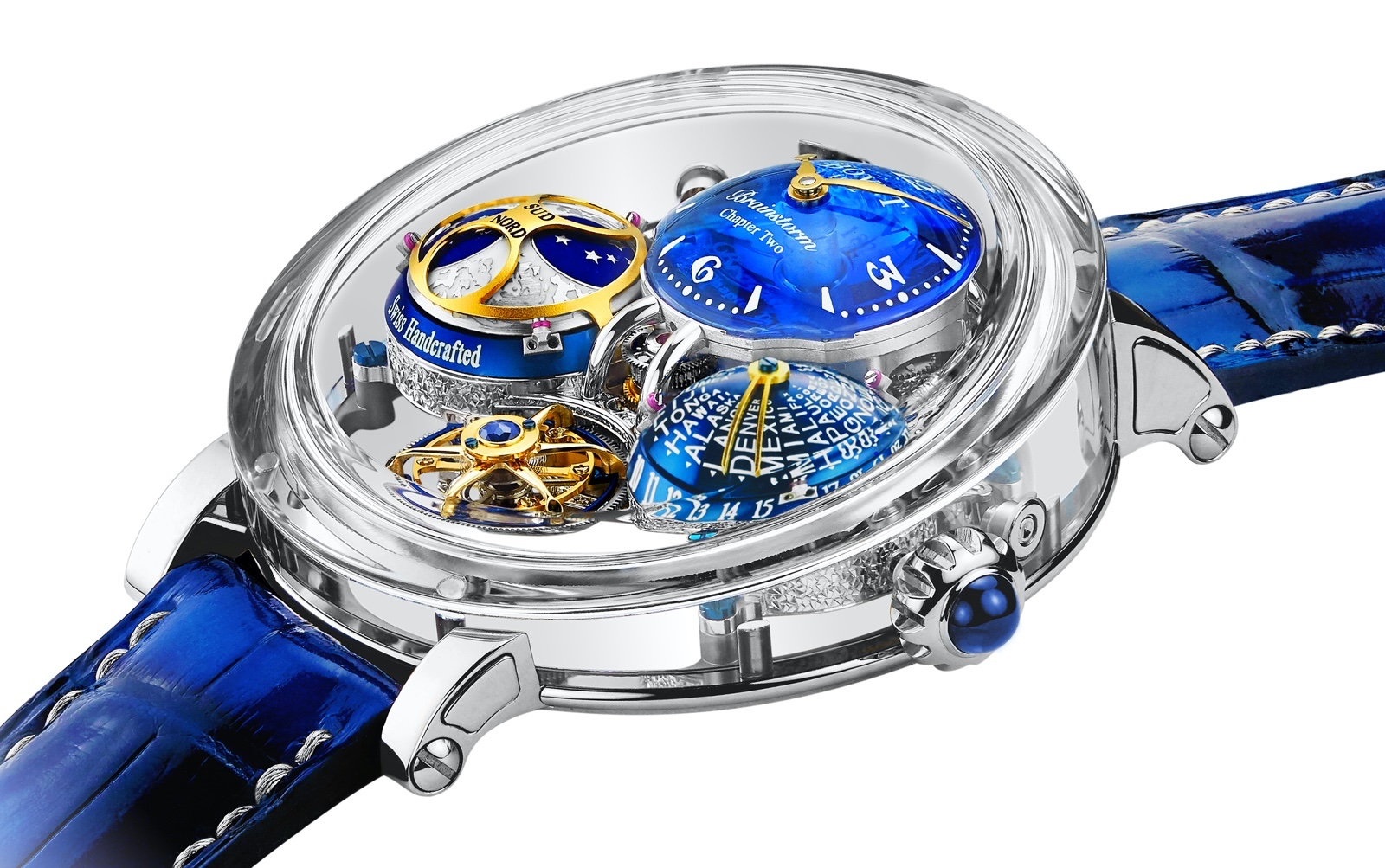 Bovet 1822 Récital 26 Brainstorm Chapter Two