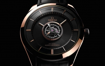 Omega De Ville Tourbillon Master Chronometer - cover