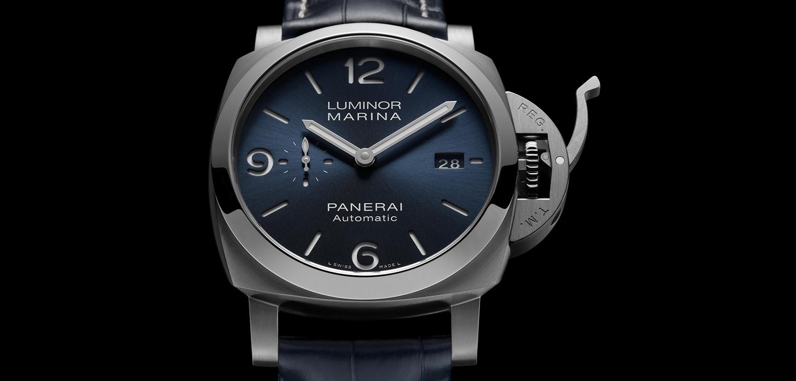 Panerai Luminor Marina: back to basics