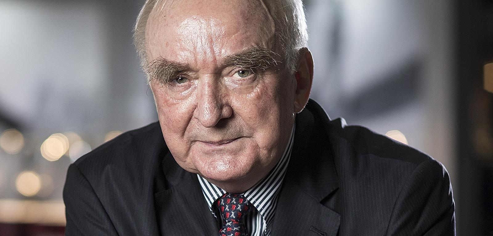 Walter von Kanel, president of Longines
