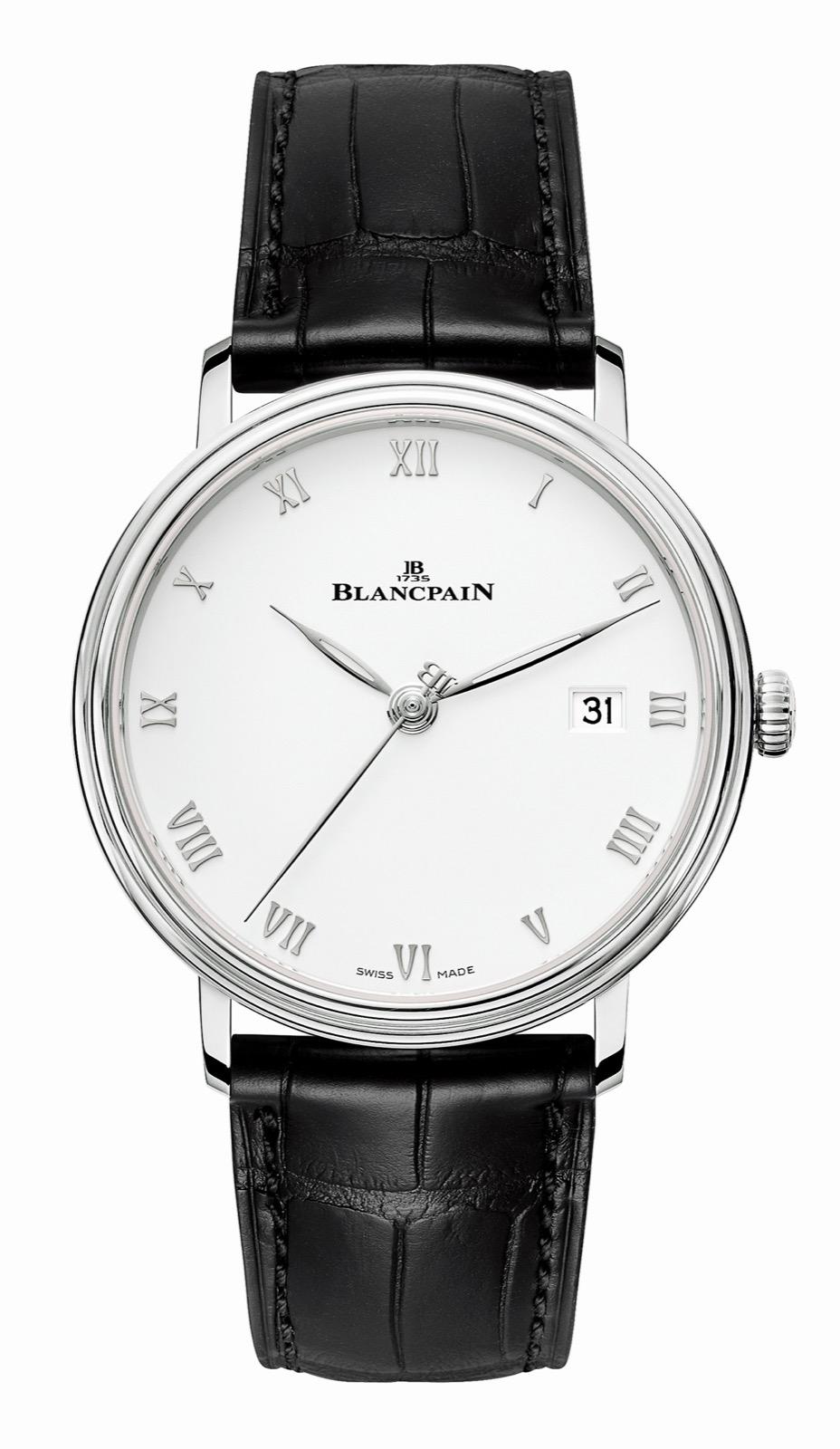 Blancpain Villeret Ultraplate 38 mm