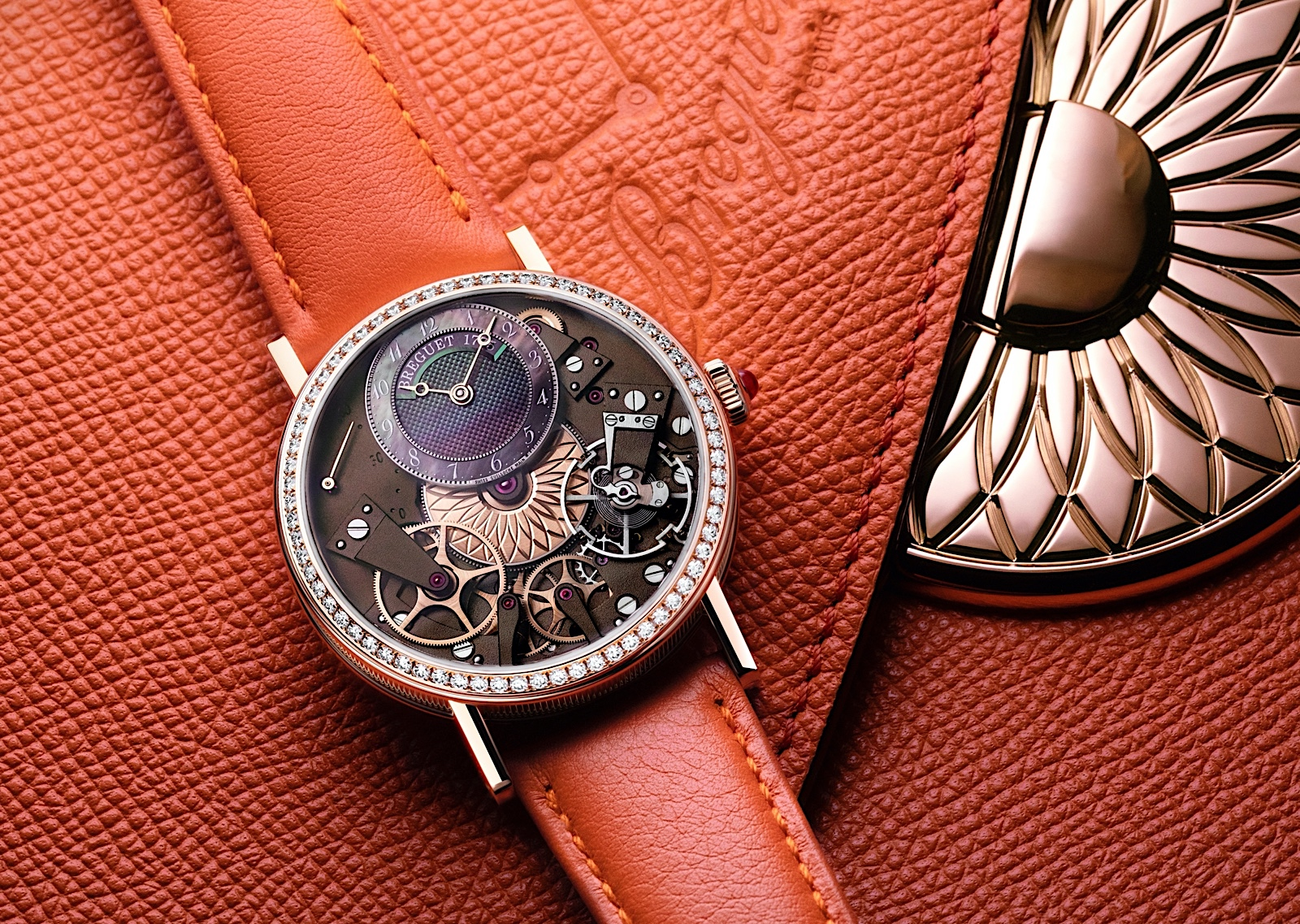 Breguet Tradition Dame 7038BR - leather