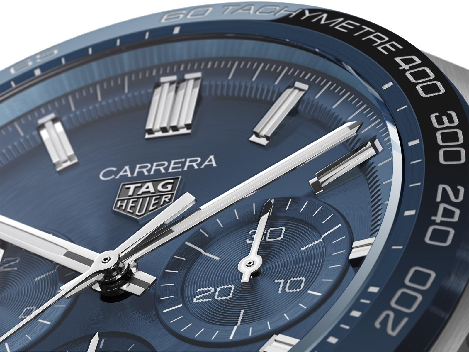 TAG Heuer Carrera Sport Chronograph Calibre Heuer 02