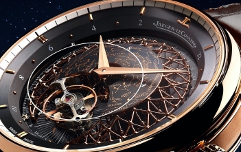Jaeger-LeCoultre Master Grande Tradition Grande Complication RG - cover dial