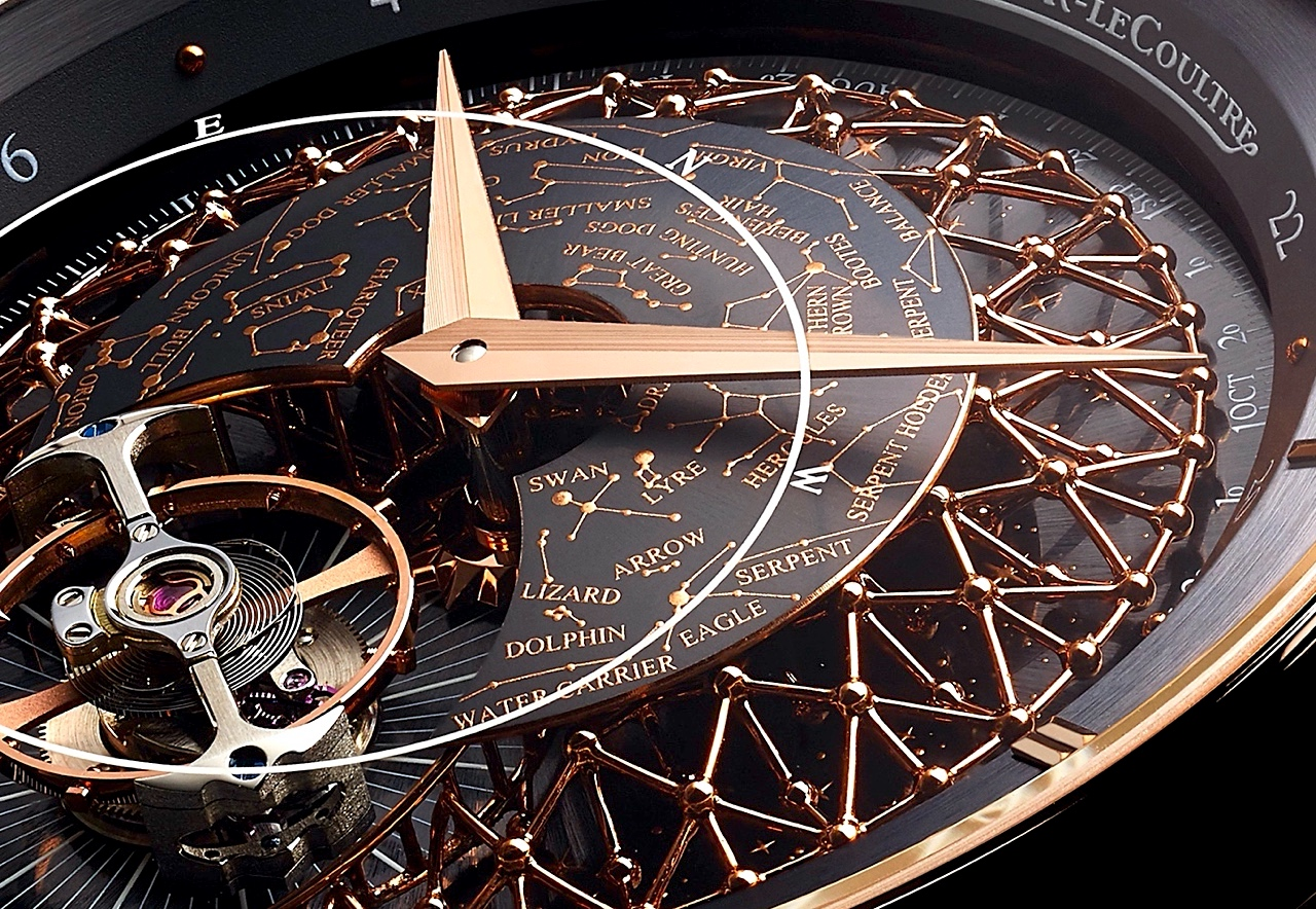 Jaeger-LeCoultre Master Grande Tradition Grande Complication - dial