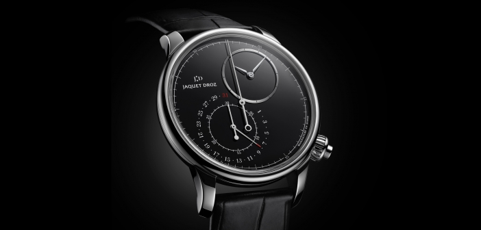 Jaquet Droz Grande Seconde Off-Centered Chronograph