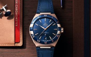 Omega Constellation Gents' 41 - cover