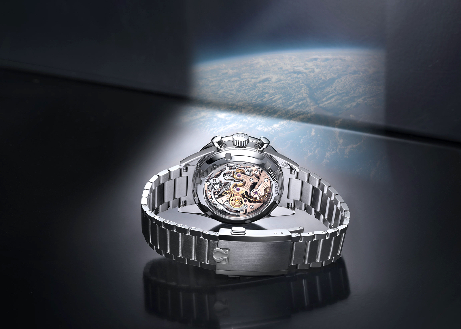 Omega Speedmaster Moonwatch 321 Stainless Steel launch 2