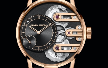Armin Strom Gravity Equal Force Rose Gold - cover 2
