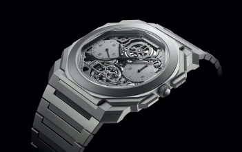 Bvlgari Octo Finissimo Tourbillon Chronograph Skeleton Automatic - cover
