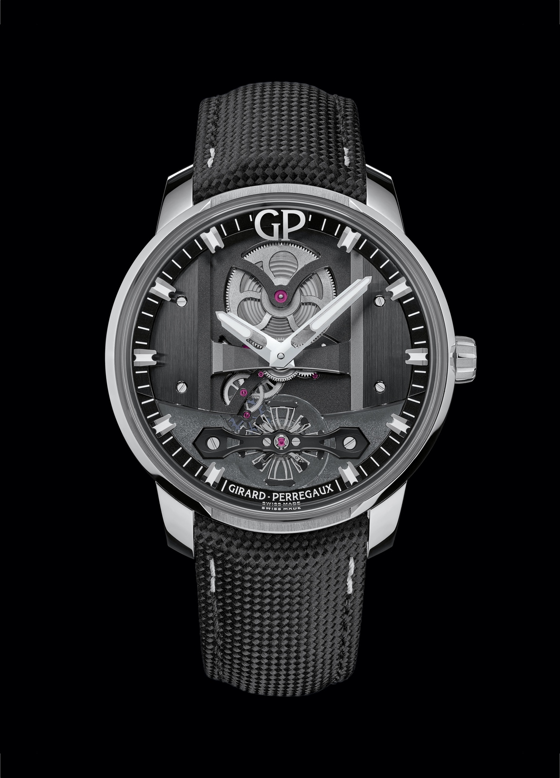 Girard-Perregaux en los Geneva Watch Days - Free Bridge
