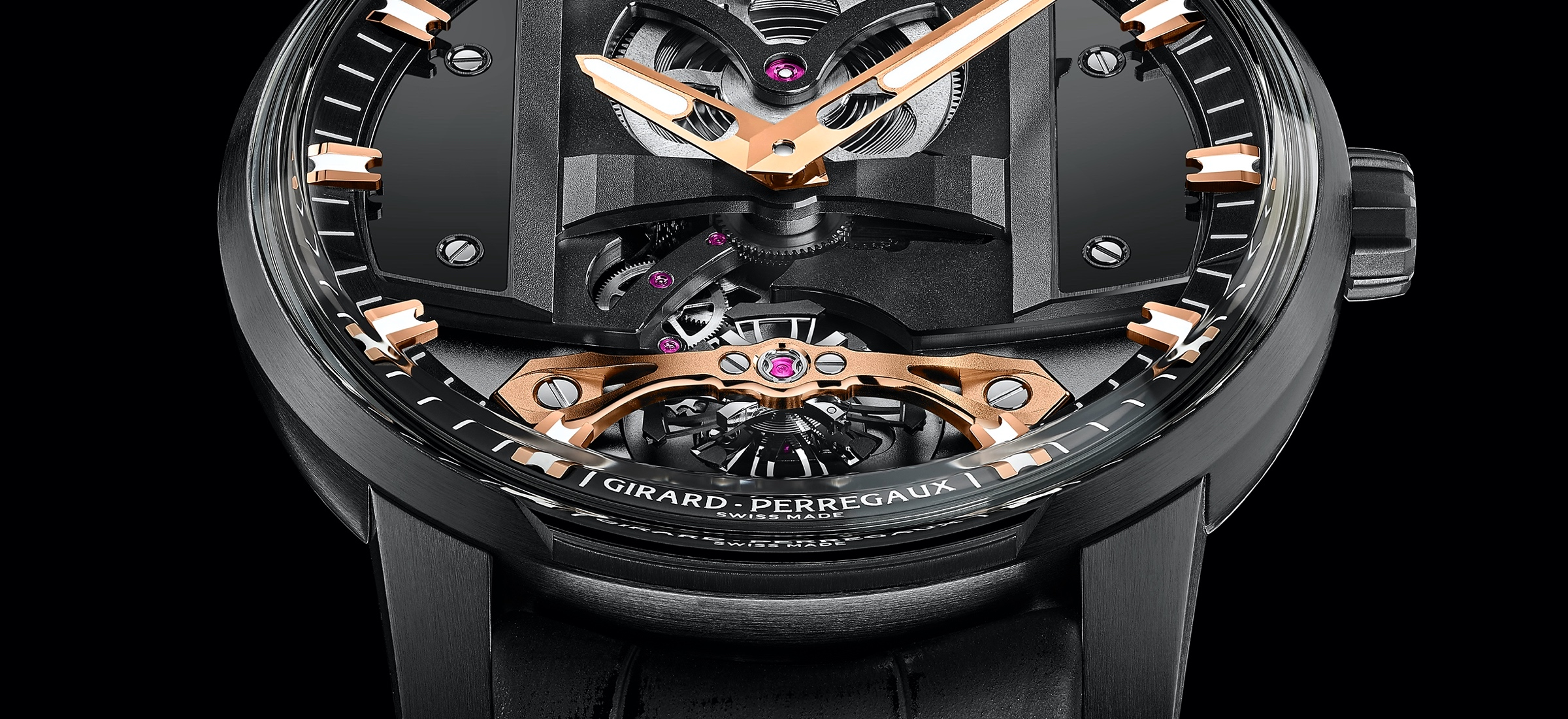 Girard-Perregaux en los Geneva Watch Days - cover