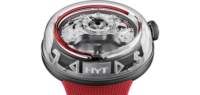 HYT H5 Red