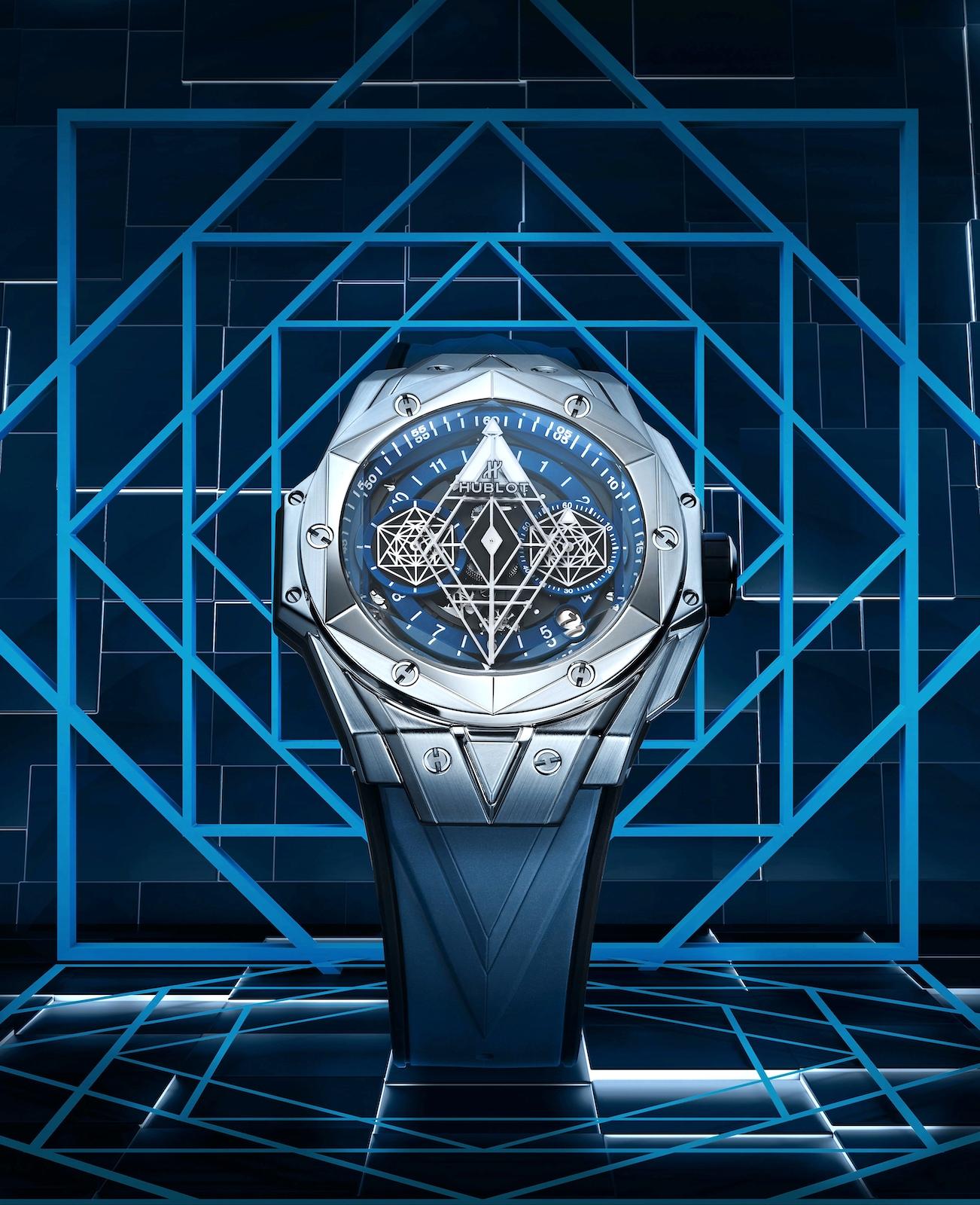 Hublot Big Bang Sang Bleu II Blue