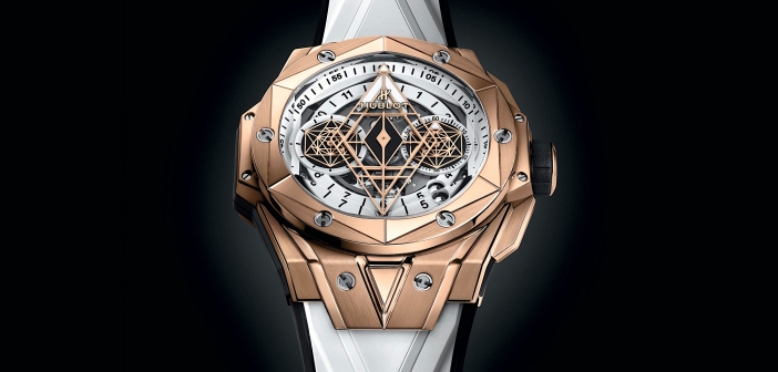 Hublot Big Bang Sang Bleu II White