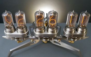 MB&F Nixie Machine III
