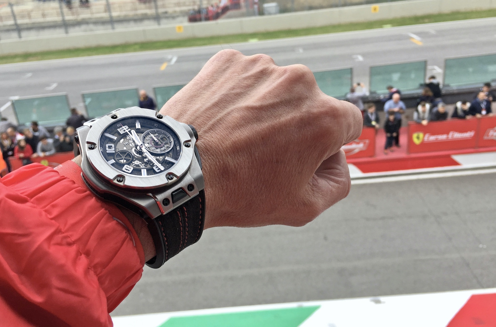 Hublot Mugello 2017 - Big Bang Ferrari 02