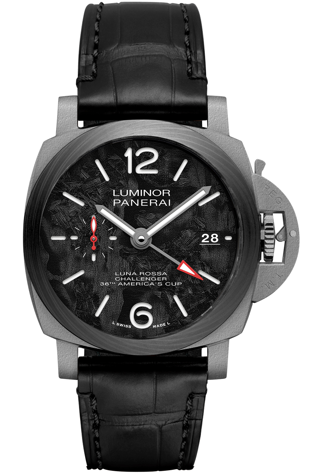 Panera Luminor Luna Rossa GMT_PAM01096