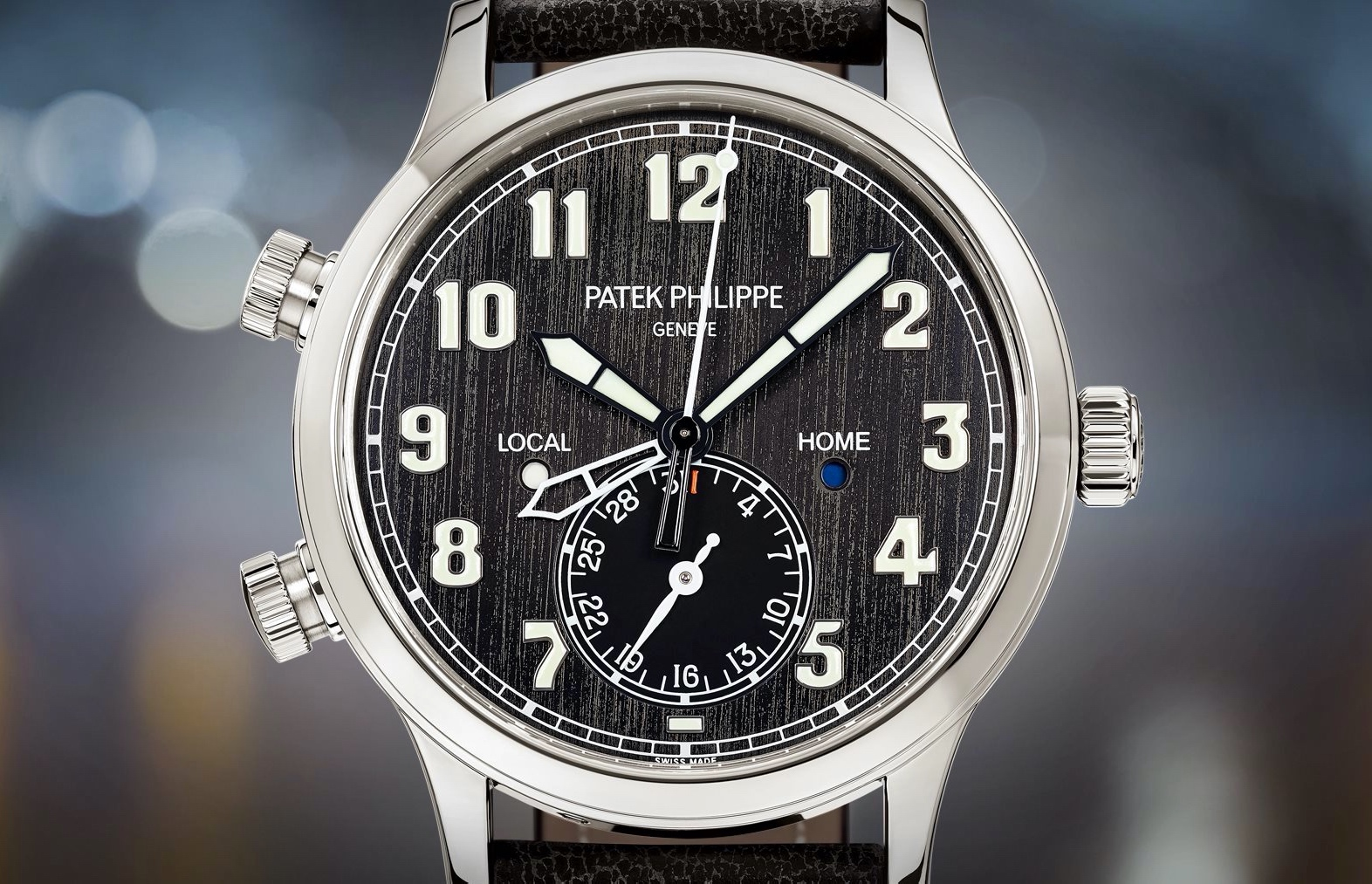 Patek Philippe Calatrava Travel Time 5524T