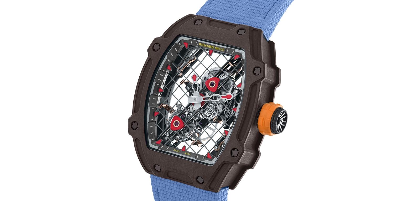 Richard Mille RM 27-04 Tourbillon Rafa Nadal - relojes de lujo