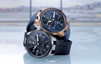 Ulysse Nardin Executive Dual Time - cover