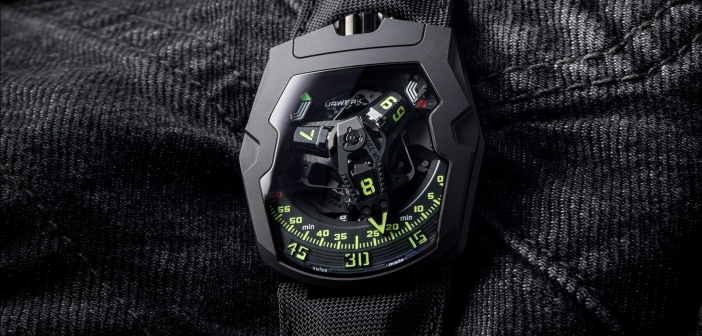 Urwerk UR-220 All Black