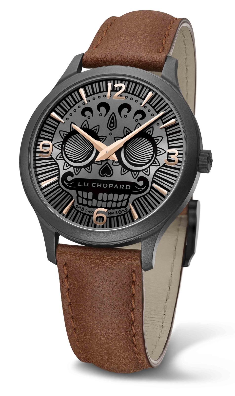 Chopard L.U.C Skull One 168592-3004