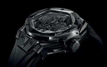 Hublot Big Bang Unico Sang Bleu II All Black