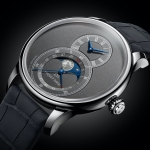 Jaquet Droz Grande Seconde Moon Anthracite