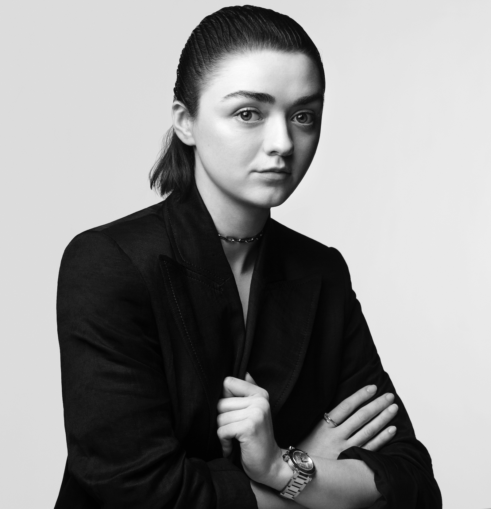 Los embajadores del Pasha de Cartier - Maisie Williams