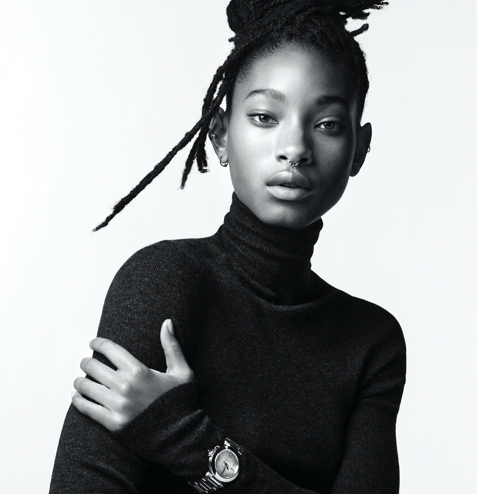 Los embajadores del Pasha de Cartier - Willow Smith