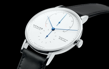 Nomos Lambda 175 years watchmaking - cover 2