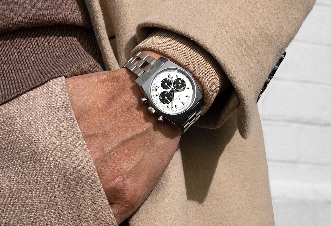 Zenith Chronomaster Revival A384 Lupin The Third - 2nd Edition - lifestyle