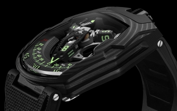 Urwerk UR-220 «Falcon Project»
