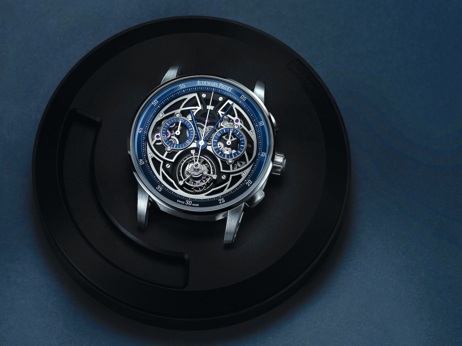 Audemars Piguet Code 11.59 Selfwinding Flying Tourbillon Chronograph - art