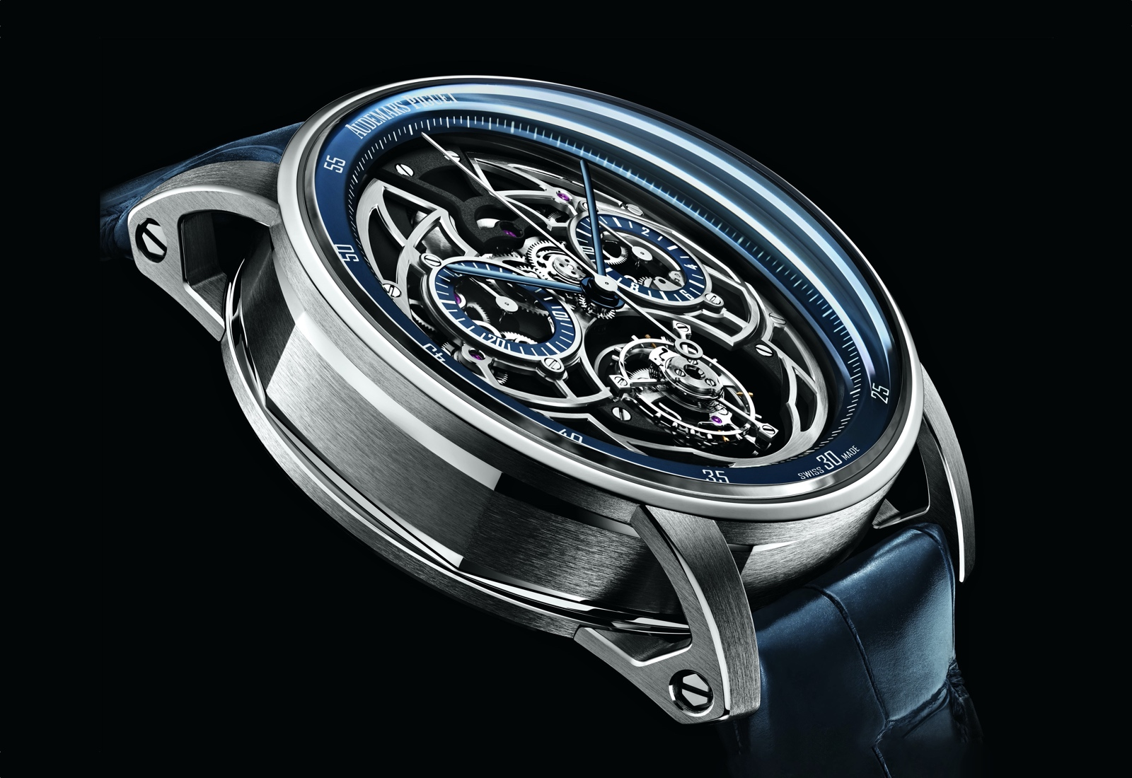 Audemars Piguet Code 11.59 Selfwinding Flying Tourbillon Chronograph - carrura