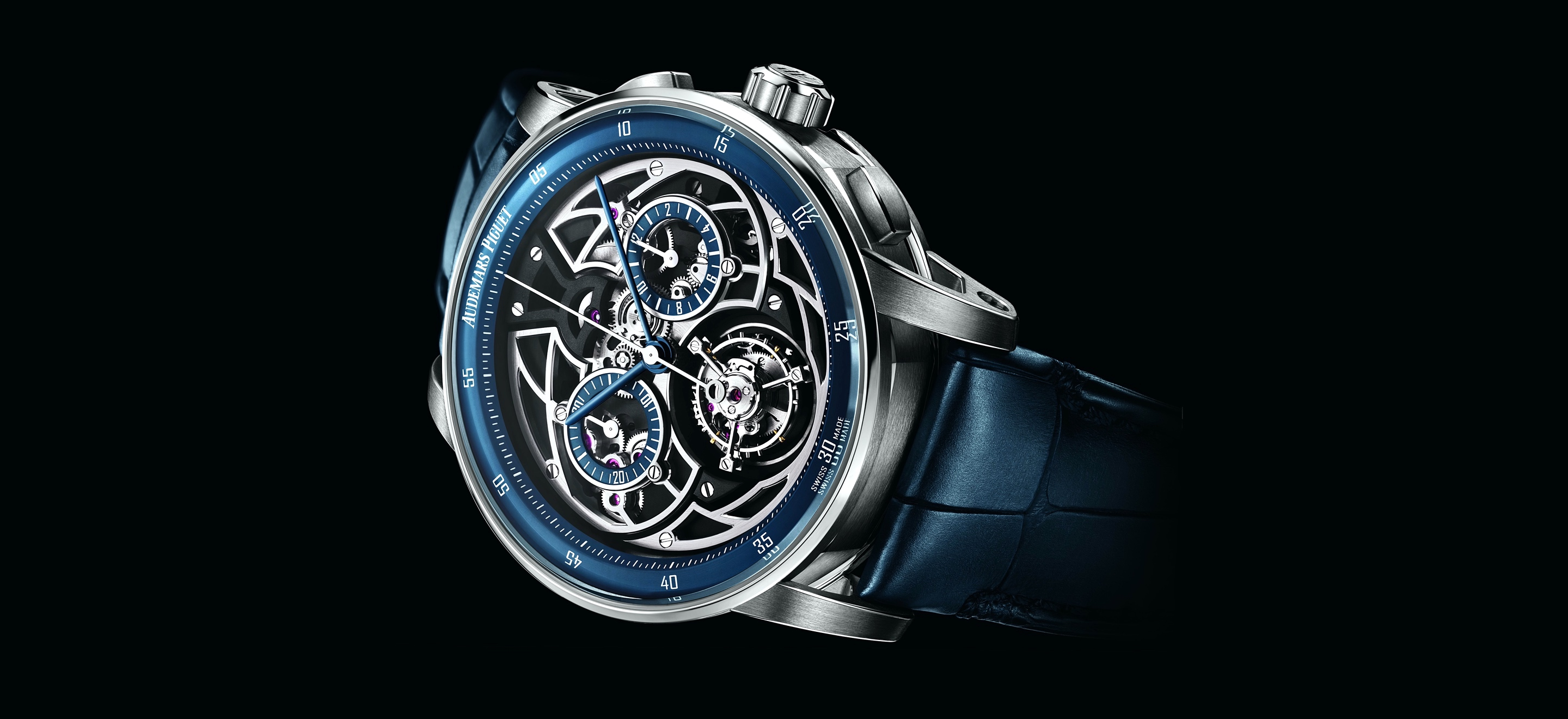 Audemars Piguet Code 11.59 Selfwinding Flying Tourbillon Chronograph - cover